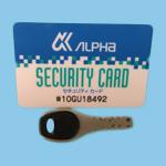 合鍵,alpha