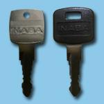 INABA物置の合鍵