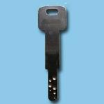 三協立山門扉の鍵