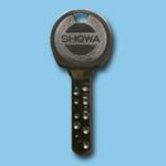 SHOWAディンプルキー合鍵