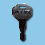 YODOKO物置の合鍵
